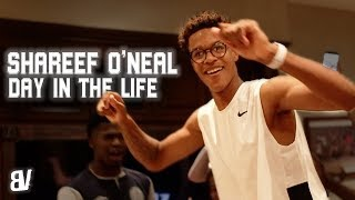 Shareef O'Neal Day In The Life At The O'Neal Household