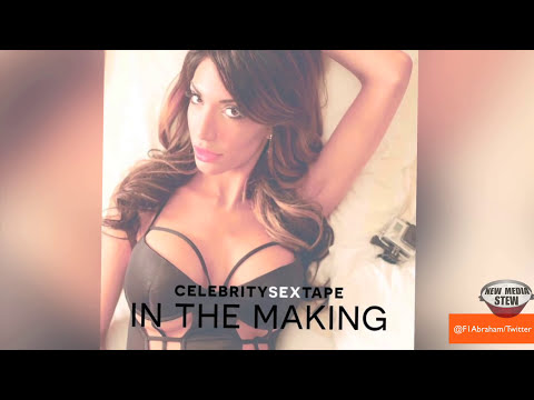FARRAH ABRAHAM Celebrity Sex Tape Book Creates Controversy over Porn Industry Secrets