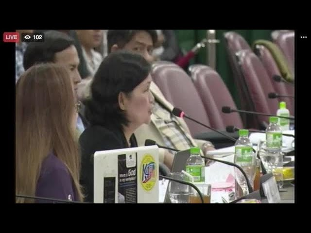 Solon questions loyalty of SC clerk of court