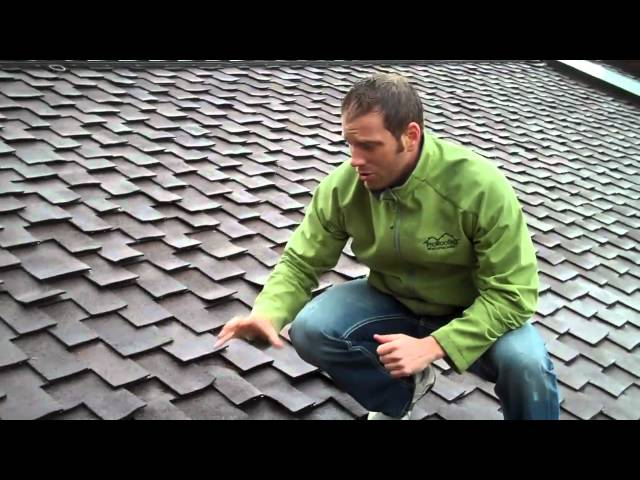 Pro Roofing Tip - How to Get Shingles to Flatten Down