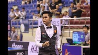 Nguyễn Trần Thanh Tự, thắng Số 2 Bida Thế Giới Caudron. World Cup Ho Chi Minh 2019