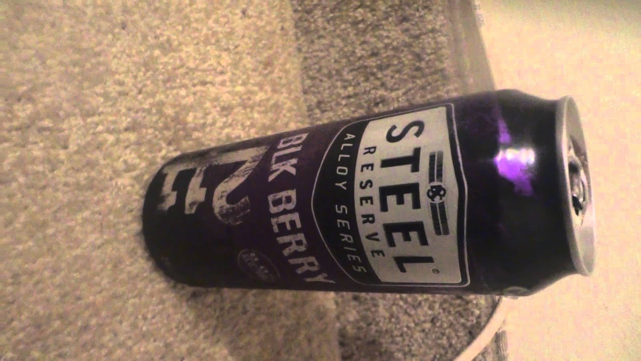 Steel Reserve 211 Blk Berry