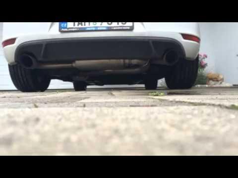 Vw gti mk6 ebay exhaust (apr like)