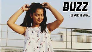Dance on:  Buzz | Aastha Gill ft. Badshah | Devanshi Goyal