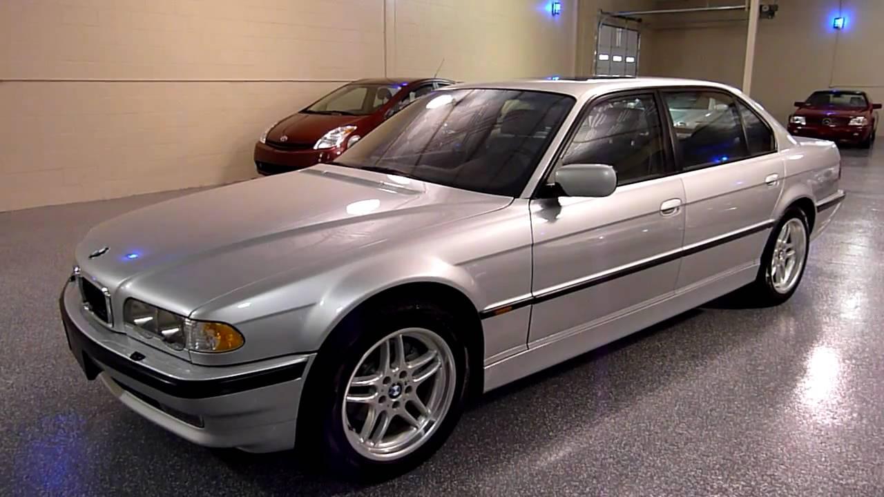 2001 Bmw 740il 4dr Sedan Sport 2039 Sold Youtube