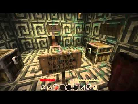 阿謙的minecraft實況教室『殭屍狂熱!』