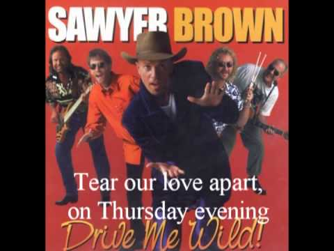 Sawyer Brown - Break my Heart Again