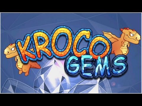 Kroco Gems HD - iPad 2 - HD Gameplay Trailer