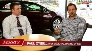 Vauxhall Cascada Convertible Car Review 2014