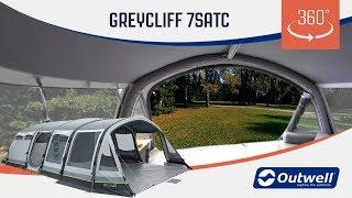Greycliff 7SATC Family Tent - 360 Video | Innovative Family Camping