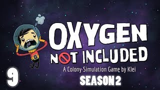 Oxygen Not Included Survival Game - S2E09 - New Recruit