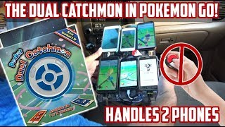 The Dual Catchmon Is A Beast In Pokemon Go!