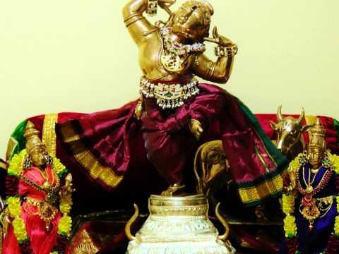 Sound of Divinity (22) - Sanskrit Krithi in Raga Khamas - Santhana...