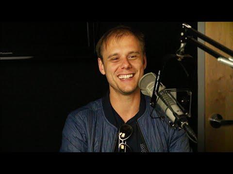 Armin van Buuren Interview with Pandar