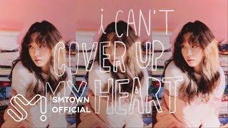 TAEYEON 태연 'Cover Up' Lyric