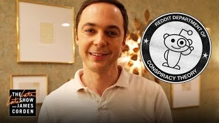 Jim Parsons Reacts to Fan Theories About Big Bang Theory