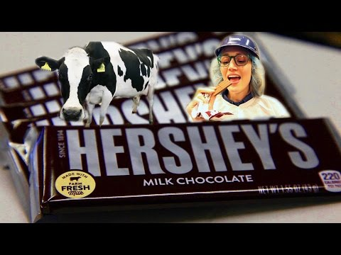 Putting the Farm Fresh Milk in HERSHEY'S Milk Chocolate