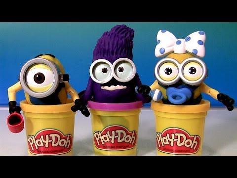 Stuart Dave Despicable Me Disney Monsters University Toys Youtube