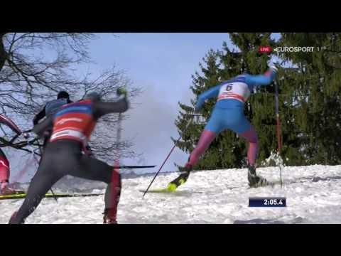 Лыжи. Кубок мира. Осспидя. Мужчины. Спринт. Устюгов - третий.