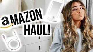 AMAZON HAUL! BEAUTY, FASHION, HOME I Julia Havens
