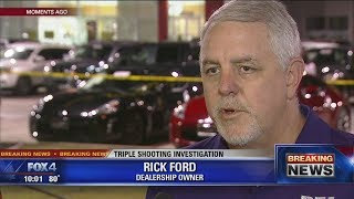 Greenville Dealership Shooting
