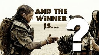 Winner of the Anime for Mad Max Fans Contest!