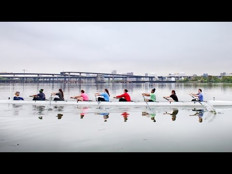 Inside Sports: Institute of Notre Dame Crew