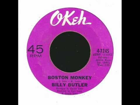 billy butler - boston monkey - okeh.wmv