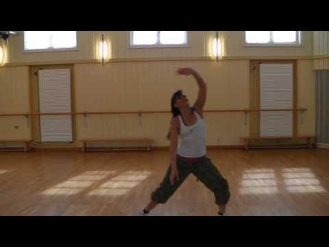 Dance Fitness  waka Waka video