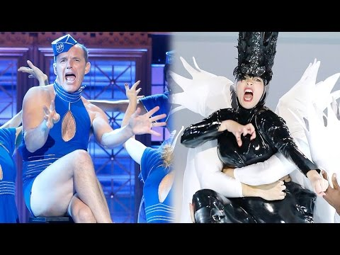 Hayley Atwell & Clark Gregg Face Off in Ultimate Marvel Lip Sync Battle