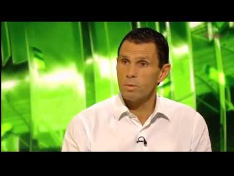Gus Poyet gets sacked live on BBC!