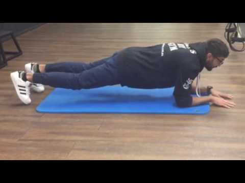 Fitness Forum 2016 Olympics Maximum Plank Hold