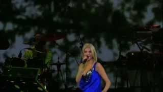 Клип Ириша Круг - Ива (live)
