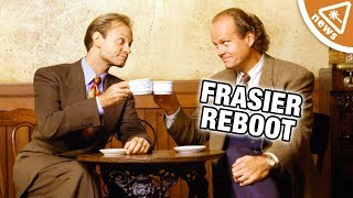 New Frasier Reboot Details Should Have Fans Excited! (Nerdist News w/ Jessica Chobot)