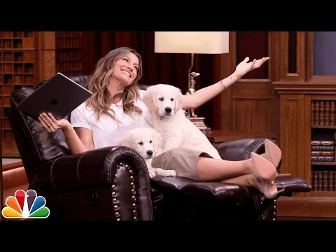 Pup Quiz with Gisele Bündchen