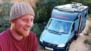 SICK Off-Grid AMBULANCE Conversion!