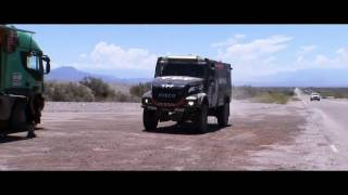 IVECO Dakar 2017 - 12.01.2017 | CHILECITO – SAN JUAN