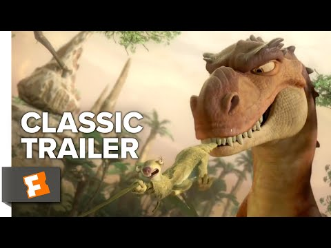 Ice Age: Dawn Of The Dinosaurs (2009) Trailer #1 | Movieclips Classic Trailers