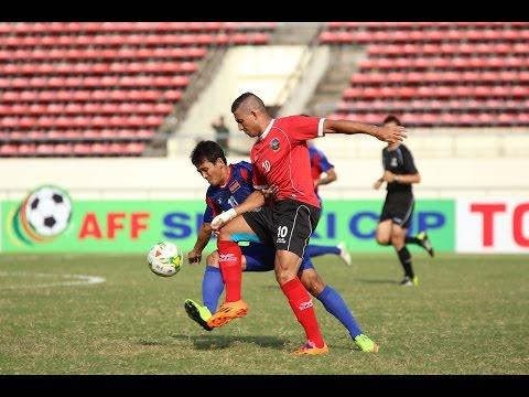 Timor Leste vs Cambodia: AFF Suzuki Cup 2014 Qualifier