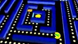 Pacman... in a brand new level