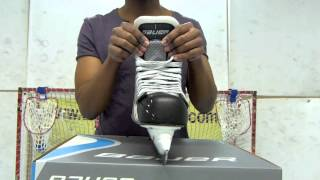 Bauer Vapor X5.0 Ice Hockey Skate Video Review