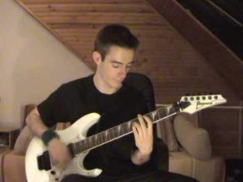 Green Day - 21st Century Breakdown (guitar cover by DavE)