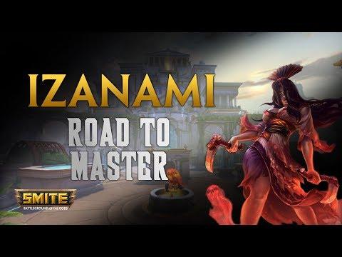 SMITE! Izanami, Esto empieza gente!!!!! Road To Master Conquest S5 #1