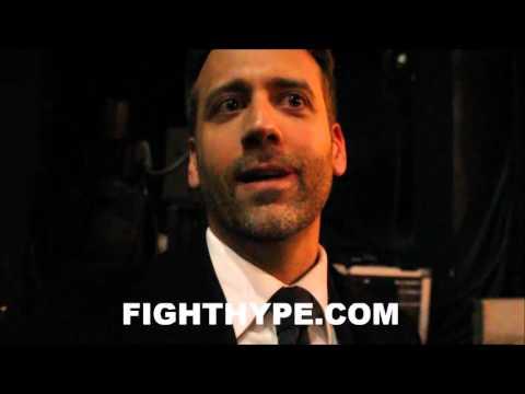 MAX KELLERMAN ON FLOYD MAYWEATHER FIGHTING DANNY GARCIA OR GENNADY GOLOVKIN