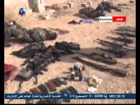 فيديو كمين لـ جيش الاسلام في عدرا اثناء الفرار من الغوطة