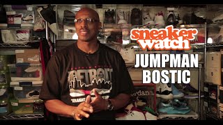 JumpmanBostic Introduces His 800+ All Air Jordan Sneaker Closet
