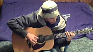 Canon In D Acoustic Guitar By Johann Pachelbel
