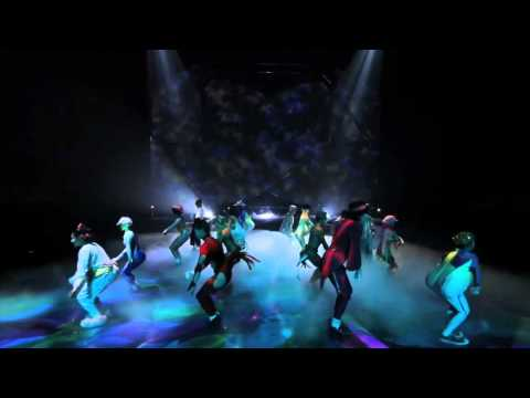 Michael Jackson Tribute Performance by Employees of Mystère from Cirque du Soleil