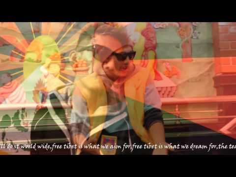 TEN-ZEE -Never too late (Official video/Rap for Tibet)