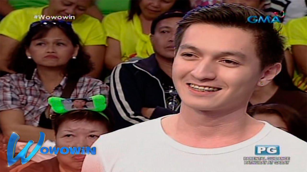 Wowowin: Boyfriend ng isang cute teen, proud na proud sa kanyang iniirog
